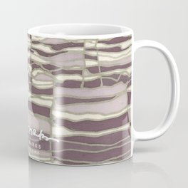 SILVER TECHNO Coffee Mug