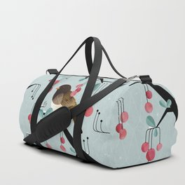 Bird, Watching Duffle Bag