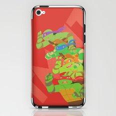 TMNT - Bros! iPhone & iPod Skin