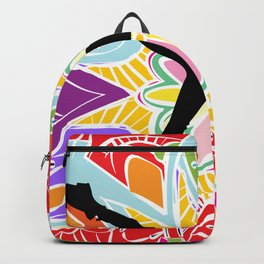 Hatha yoga Backpack