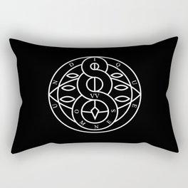 The Order Of Whispers Rectangular Pillow