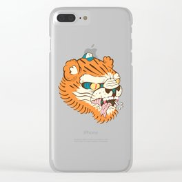 Toni the Tiger Clear iPhone Case