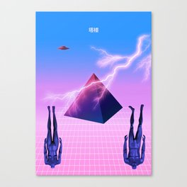 16 TOWER Canvas Print