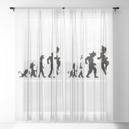 Evolution V.2 Sheer Curtain