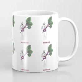 Beet Seeger Coffee Mug