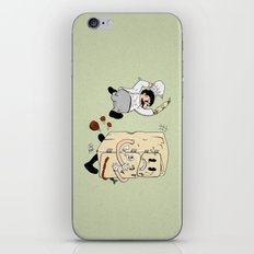 Your Fridge is Running iPhone & iPod Skin