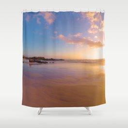 Hermanus, south Africa. Shower Curtain