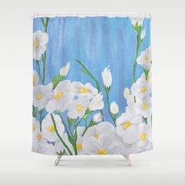 Spring Fling Shower Curtain