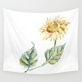 Sunflower 02 Wall Tapestry