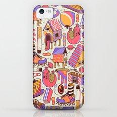 chaotic life Slim Case iPhone 5c