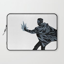 Noir Fireball Laptop Sleeve