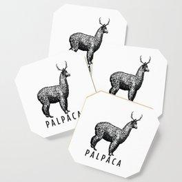 the palpaca Coaster