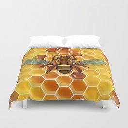 Queen Bee Duvet Cover
