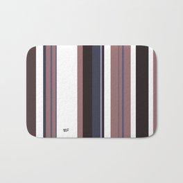 Kirovair Blocks Rosy Brown #minimal #design #kirovair #decor #buyart Bath Mat