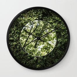 Reflections, Four Wall Clock