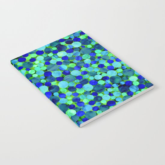 Confetti Pattern 05 Notebook