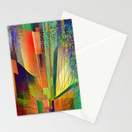 movin' forward Stationery Cards