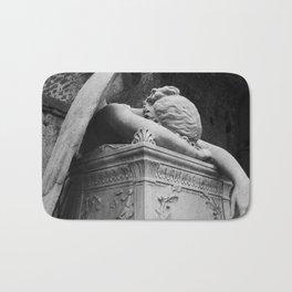 Mourning Angel Bath Mat
