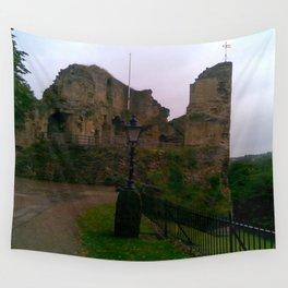 Knaresborough Castle North Yorkshire Wall Tapestry