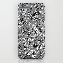 Poledica (Gray/Black) iPhone Case