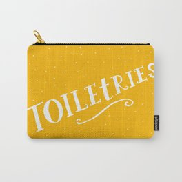 Travel pouch for toiletries Carry-All Pouch