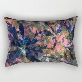 Tropical Schefflera II Rectangular Pillow