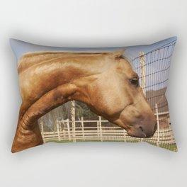 Where Whiz Waylon? Rectangular Pillow