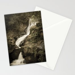 Véu de Noiva Waterfall Stationery Cards