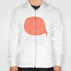 T-SHIRT WITH A PHRASE Hoody