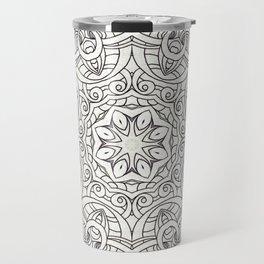 Drawing Floral Doodle G2 Travel Mug