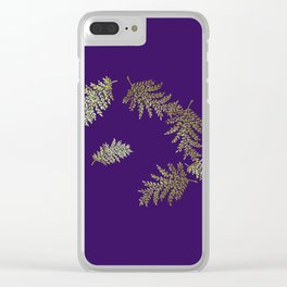 spring wheat Clear iPhone Case