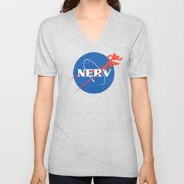 Nerve Aeronautics Unisex V-Neck