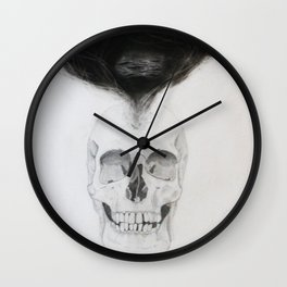 SKULL | The Persistence of Memory Wall Clock