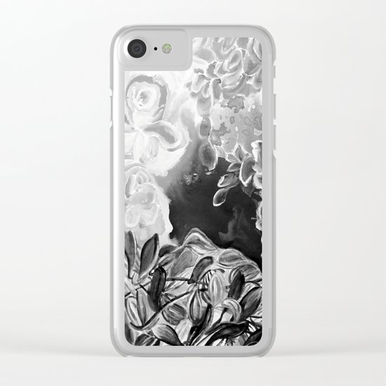 Ode to Creation Heavenly and Night Clear iPhone Case