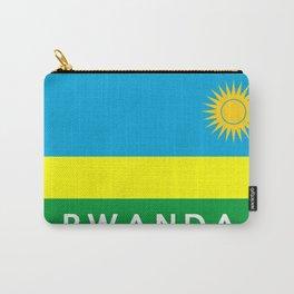 flag of Rwanda Carry-All Pouch