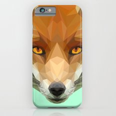 Poly the Fox iPhone 6s Slim Case