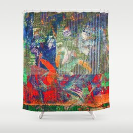 The Priest Maia Shower Curtain