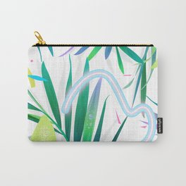 summer motel pattern Carry-All Pouch