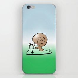 Snail iPhone Skin