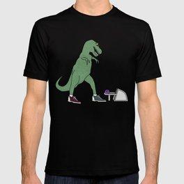 The T-Rex Bowls T-shirt