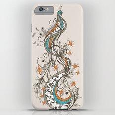 Peacock iPhone 6 Plus Slim Case