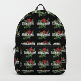 friend please Backpack