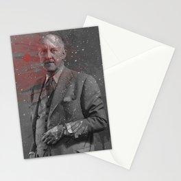 Halldór Laxness Stationery Cards