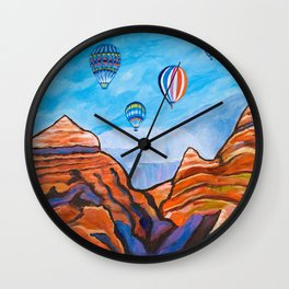 Magical Journey Wall Clock