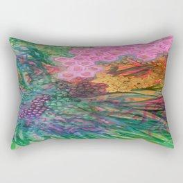 efflorescent #2.1 Rectangular Pillow