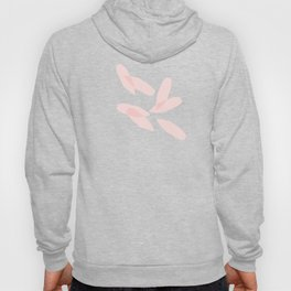 Falling petals (Pink) Hoody