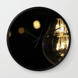 Ligh Wall Clock