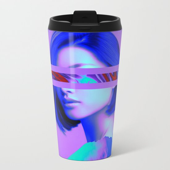 Dazern Metal Travel Mug