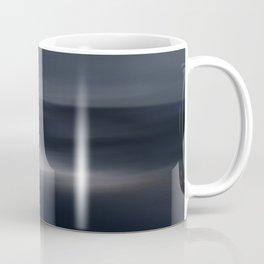 Sea glow - abstract seascape Coffee Mug