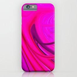 Pink Celebration iPhone Case